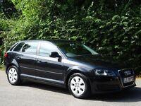 2008 (58) Audi A3 1.9 TDI Sportback 5dr - LOW MILEAGE DIESEL