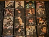 Collection of Audio Books