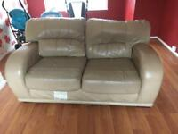 Free 2 seater leather