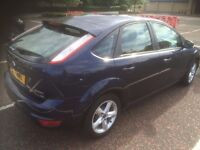 ford focus zetec 11 plate in great condition