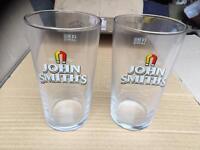John smiths vase tough glasses