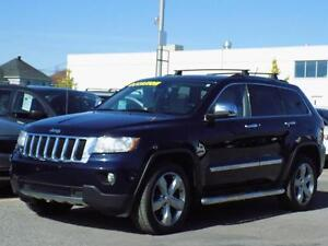 Jeep Grand Cherokee Limited 2012 CUIR/TOIT/GPS/HITCH