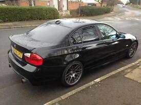 BMW 320d m sport auto FSH