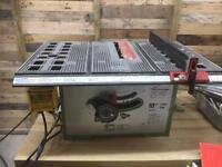 sip saw bench table saw 10""