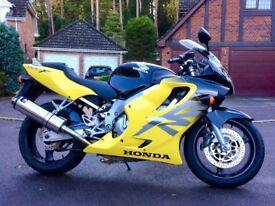 Honda CBR600F 2000 14000 Miles CBR 600