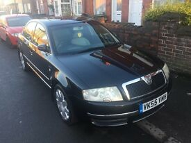 GREAT DEAL.......ONLY £2495.......SKODA SUPERB EDITION 100.........1.9TDI.......