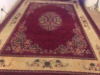 Persian Mashad Nangin Rug 3m X 4m