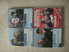 Porridge - Complete collection and Christmas Specials