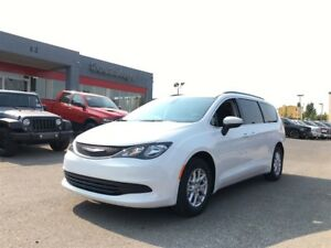2017 Chrysler Pacifica LX-DVD, REAR VIEW CAMERA