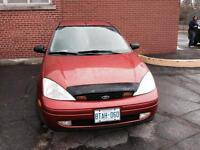 2000 Ford Focus....500$ or b.o