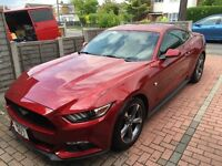 2015 Ford Mustang Ecoboost (Ruby Red)