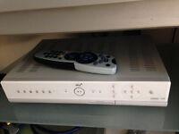 Sky+ Box and Remote