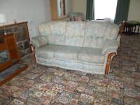 G Plan 3 Piece Suite in Very Good Condition *Reduced*