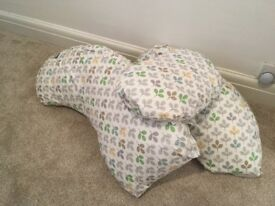 Boppy multimposition support pillow