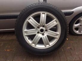 BRAND NEW Range Rover Alloy + BRAND NEW Pirelli Scorpion tyre