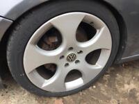 VW Golf GTI Alloy Wheels