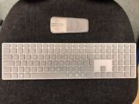 Microsoft Surface Keyboard & Arc Touch Mouse