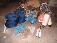 JOBLOT BOAT/FISHING ITEMS