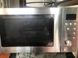 Kenwood microwave with oven and grill