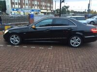 Mercedes E class220 Cdi 2012 with PCO