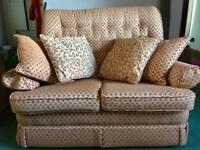 Sofa, two seater. Excellent condition.