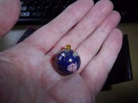 14ct new gold globe pendants, SWINDON £110. . jewellery ring 14k
