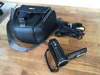 Camcorder- Sony handycam HDR-GW77E CX115 Quick Sale with Bag! BARGAIN ��100