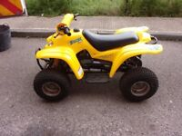 Moto Roma Blazer 50cc Quad only been used a few times just been serviced