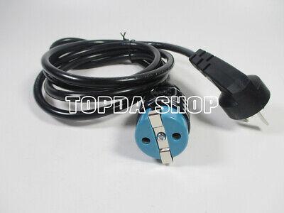 1pc Medical Power Cord Yx280byx-1824lmautoclave Pressure Steam Sterilizer 2m