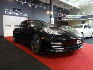 2013 Porsche Panamera 4S / PDK / NAVIGATION / BACK UP CAMERA