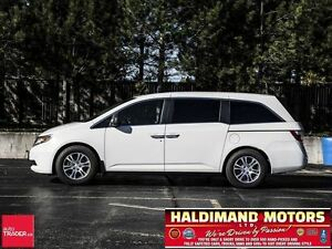2011 Honda Odyssey EX-L/DVD/POWER LIFTGATE&SLIDING DOORS/SUNROOF