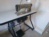 Industrial sewing machine for sale phaff excellent condition great working order