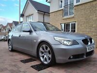BMW 530D Diesel Auto, 85K, FSH, EVERY EXTRA FROM NEW! 45MPG+ E60 (NOT A6,A4, M3, M5, 520d, 525d etc)