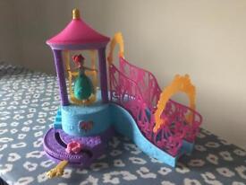Children's Kids Disney Princess Fairies Water Slide bath toy