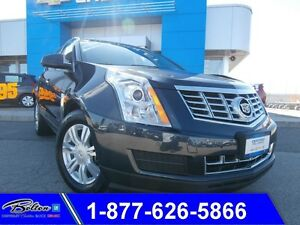 2016 Cadillac SRX Luxury Collection AWD - Blind-Zone Alert & Pan
