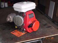 Honda g200 5hp engine good condition 18.5mm shaft