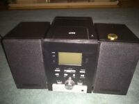 Micro CD player. In very good condition. Little used.