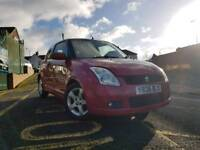 SUZUKI SWIFT 1,5 PETROL MANUAL