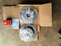Mercedes brembo discs and pads