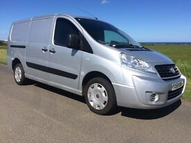 2008 (58) Fiat scudo 1.9 turbo diesel 6 speed like dispatch one previous owner