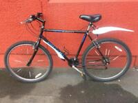 Two Peugeot bikes for sale road and mountain (classics)