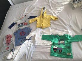 BARGAIN!!baby boy clothes bundle 3-6 months