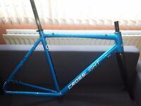 Kinesis Crosslight Cyclocross Frameset 55.5cm TRP Carbon Fork OPTIONAL FULL BIKE/EXTRAS