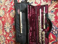 Emerson flute plus a silver head joint