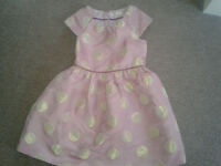 Boden party dress 4-5