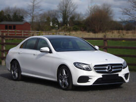 2017 MERCEDES E220d AMG LINE 9G-TRONIC **PRISTINE THROUGHOUT!!**