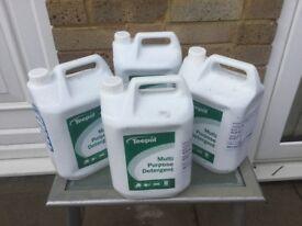 Multi purpose detergent