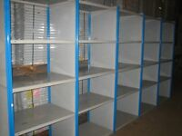 dexion impex industrial shelving as new!! ( storage , pallet racking )