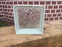 17x Glass Blocks - 7 Inches squared