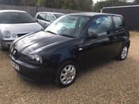 SEAT AROSA 1.0 S HATCHBACK 3DR 2004 * IDEAL FIRST CAR * CHEAP INSURANCE * HPI CLEAR